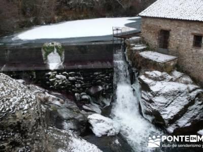 Villa de Pedraza y el Cañón del Río Cega; rutas senderismo extremadura